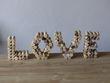 LOVE en bouchons de liège - Occasion du Mariage