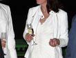 Veste Perfecto GUCCI blanche en cuir d\'agneau - Occasion du Mariage