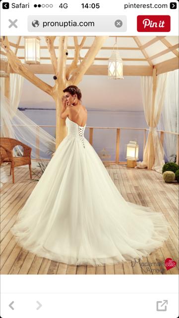 Robe mariage Mlle Ballet - Pyrénées Atlantiques