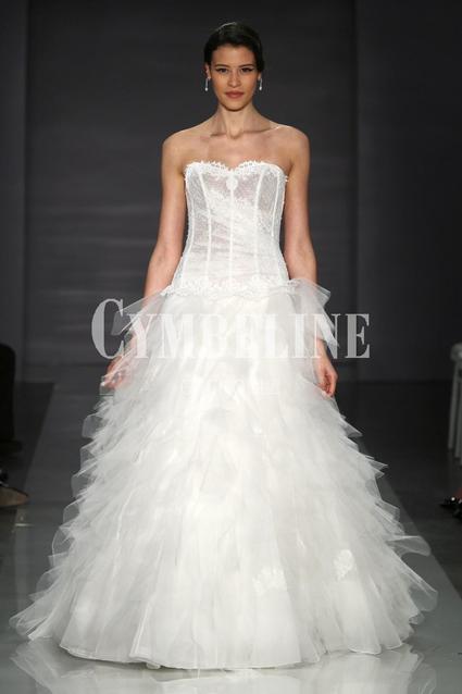 Robe de mariée cymbeline modèle adèle doccasion à Vannes ...