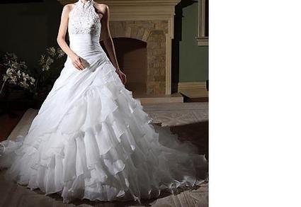 Robe de mariée Clymène en Organza  - Occasion du Mariage