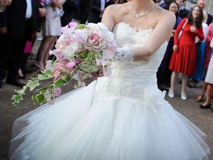 Robe Mariées de Provence - Modèle Delia d'occasion