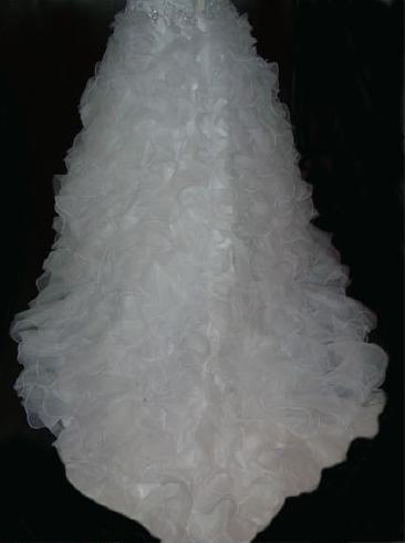 Robe de mariée Miss Kelly - Avocat pas cher 2012 - Occasion du Mariage