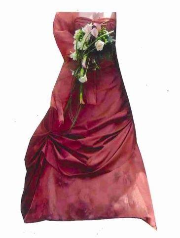 Robe de mariée d'occasion Pronuptia Bordeaux Moirée