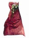 Robe Pronuptia Bordeaux Moirée - Occasion du Mariage