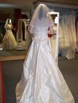 Robe de mariée Thierry michel couture d'occasion + jupe et bustier boheme pas cher