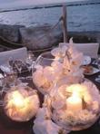 Location vases boules décoration de mariage - Occasion du Mariage