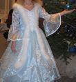 Magnifique robe de fille  - Occasion du Mariage