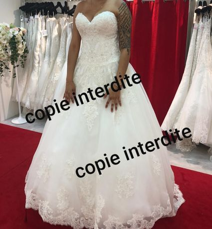 Robe de mariée Miss Kelly - Essonne