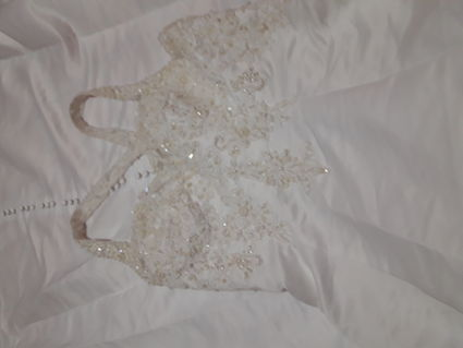 Robe de mariée NEUVE - Guadeloupe
