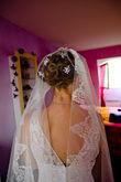 Pique cheveux perle et fleurs - Occasion du Mariage