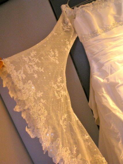 Robe de mariée pas cher Benjamin Roberts - Occasion du mariage