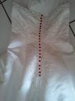 Robe de mariée Galeries Tomy Paris - Occasion du Mariage
