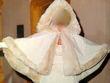 Cape Imitation fourrure - Occasion du Mariage