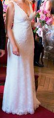 Robe de marié Cymbeline Indou/Irma Taille 42 moitié prix - Occasion du Mariage