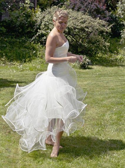 Robe de mariée Suzanne Ermann modèle Saphir d'occasion