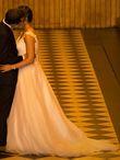 -Robe de mariée Pronuptia bretelles et dos échancré - Occasion du Mariage