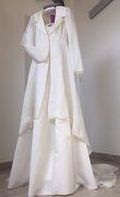 Robe de mariée Neuve 38/38 organisa de soie - Occasion du Mariage