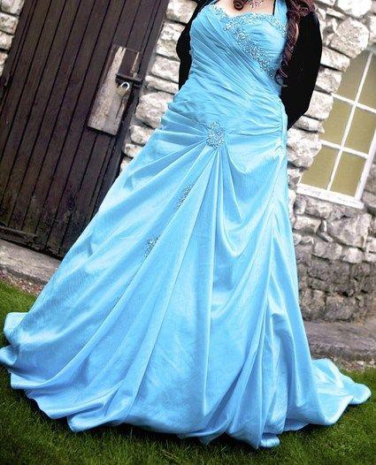 robe princesse marque DS COUTURE - Pas de Calais