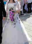 Robe de mariée pas cher Tomy Mariage 2010 + accessoires - Alsace - Rhin (Bas) - Occasion du mariage