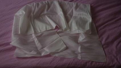 Robe de mariée Illi Tulle de Complicité pas cher 2012 - Occasion du Mariage