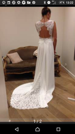 Robe Vicky fabienne alagama - Occasion du Mariage