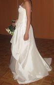Magnifque robe de mariée pas cher + jupon à Cannes 2012 - Occasion du Mariage
