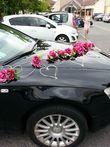 Décoration voiture à ventouse - Occasion du Mariage