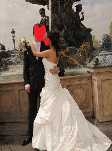 Magnifique robe Lasposa modèle Salardu d'occasion à Paris