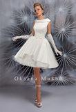 magnifique robe courte oksana mukha modele jive - Occasion du Mariage