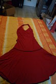Robe Rouge style salsa - Occasion du Mariage