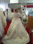 Robe de mariée d'occasion Empire du Mariage + étole + chaussures