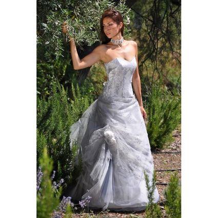 Robe mariée de Provence - Bouches du Rhône