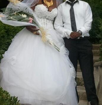 Robe de mariée Demetrios d'occasion pas cher - Occasion du mariage