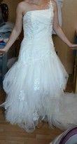 robe mariée ivoire t 36/38 - Occasion du Mariage
