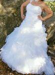 Robe de mariee et jupon  - Occasion du Mariage