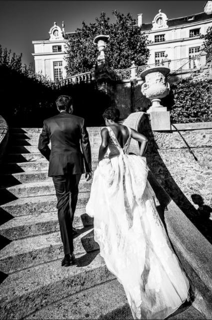 Robe de Mariée Oleg Cassini 2015 36-38 à Paris 20ème occasion