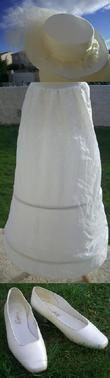 Robe de mariée bustier Complicité pas cher d'occasion 2012 - Languedoc Roussillon - Hérault - Occasion du Mariage