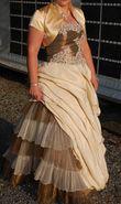 3 belles robes de soiréetaille 42 - Occasion du Mariage