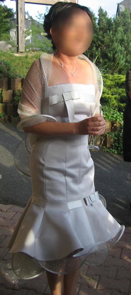 Robe mariée pas cher Suzanne Ermann 2012 - Occasion du mariage