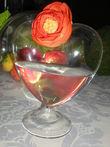 Soliflores coeur de verre SERAX neufs  - Occasion du Mariage