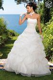 Robe de mariée 2017, couleur Ivoire - Taille 36-38  - Occasion du Mariage