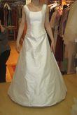 Robe de mariée soie sauvage ivoire T36/38 - Occasion du Mariage