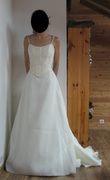 Robe de mariée d'occasion Cymbeline (bustier + jupe + étole)