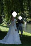 robe de mariée T36/38 - Occasion du Mariage