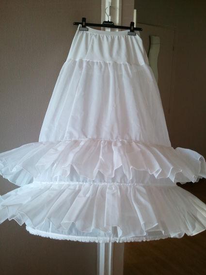 Jupon pour robe de mariée d'occasion