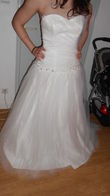 robe de mariée de chez Pronuptia - Occasion du Mariage