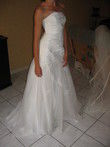 Robe de mariée pas cher jamais porter 2012 - Occasion du mariage