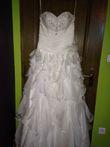 robe de mariée modèle baroquis - Occasion du Mariage