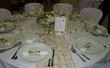 17 nappes et 160 serviettes de table  en déco de mariage